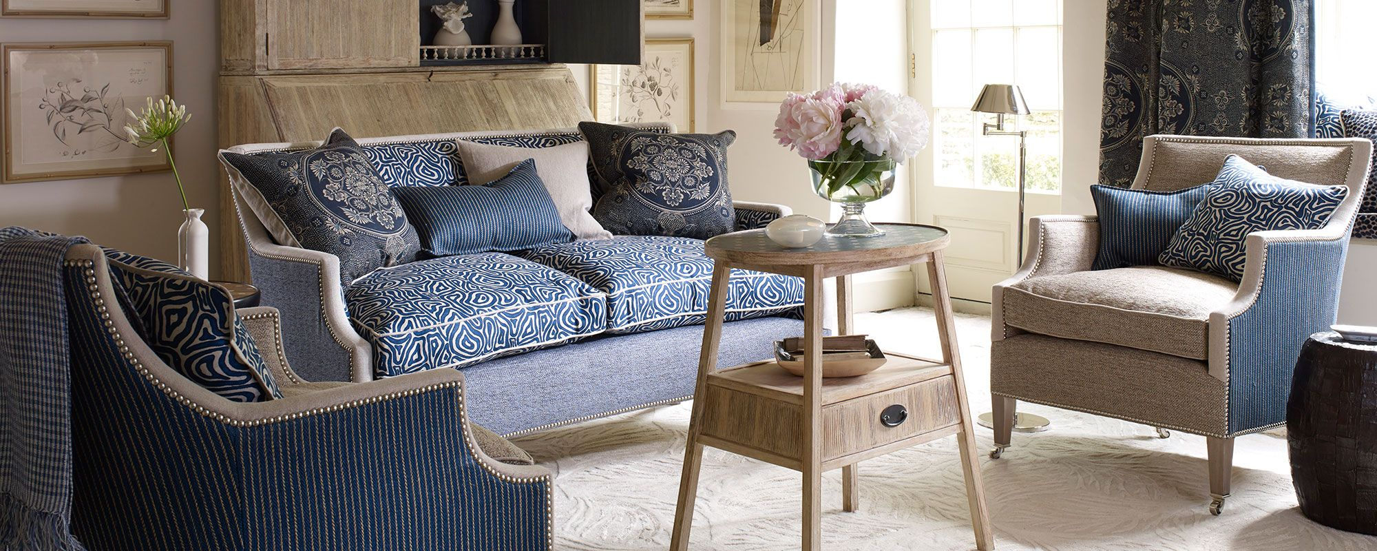 William Yeoward Upholstery