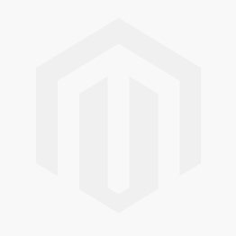 Woven Round Placemat - Black