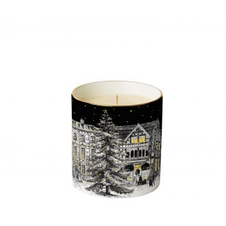 The Starry Night, Fine China Scented Candle