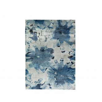 The Big Blue Rug, 200cm x 300cm