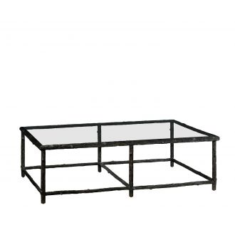 Keswick Coffee Table - Antique Bronze