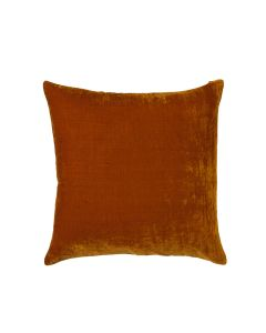 Paddy Velvet - Tobacco Cushion
