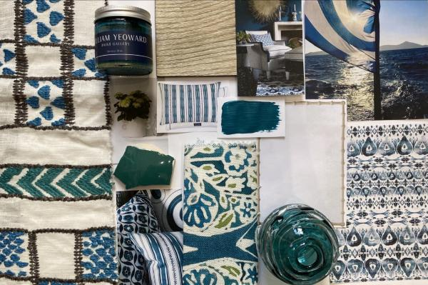 Our Peacock colour story