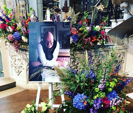 William's Memorial Service