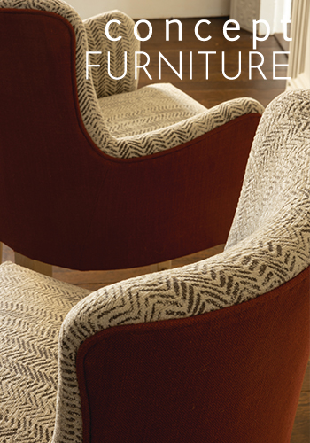 Comfort, luxury and style remain at the heart of 'concept furniture'