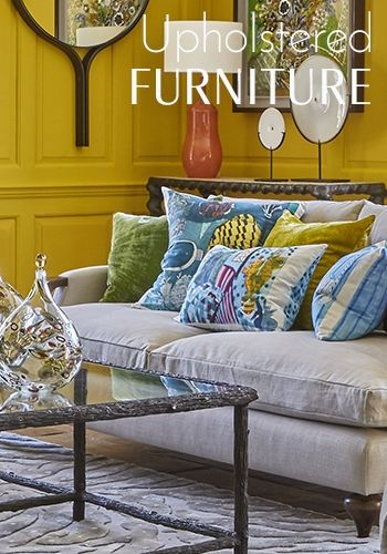 Meticulous attention to detail and traditional craftsmanship have gained us a reputation for bench made upholstery of the very highest quality.